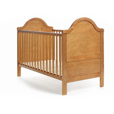 Obaby B is for Bear Cot Bed, Country Pine