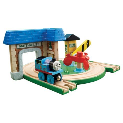 Thomas & Friends Early Engineers Roundabout Station