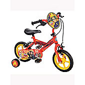 "Fireman Sam 12"" Kids' Bike with Stabilisers"