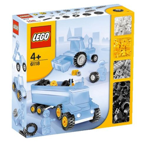 LEGO Bricks & More Wheels 6118
