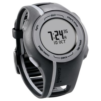 Garmin Forerunner 110 Running Watch Black/Grey