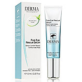 Derma Treatments Pure Eye Rescue Serum 15ml