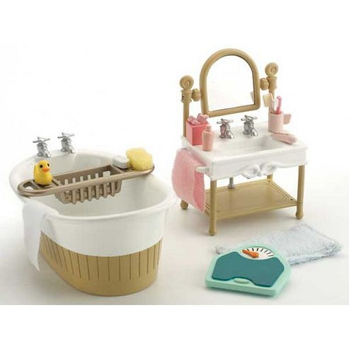 Sylvanian Families - Small Bathroom Set