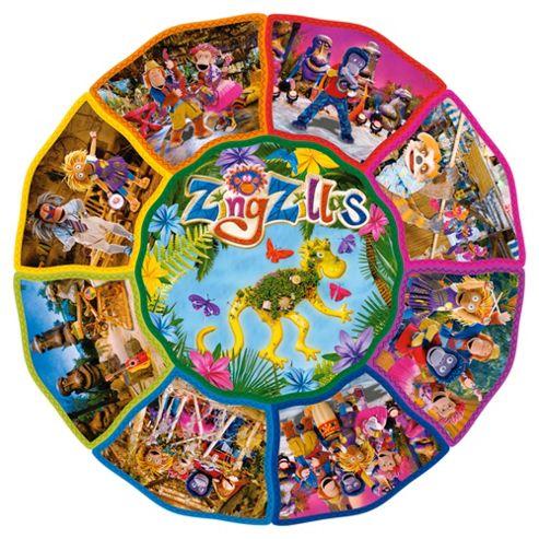 ZingZillas 10-in-a-Box Puzzle Set