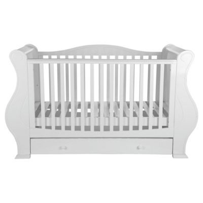 Tutti Bambini Louis Cot Bed, White