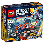 LEGO Nexo Knights Kings Guard Artillery 70347