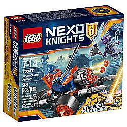 LEGO Nexo Knights Kings Guard Artillery 70347