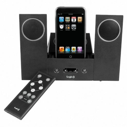 i-Station 22 - Sub Woofer Dock for iPod