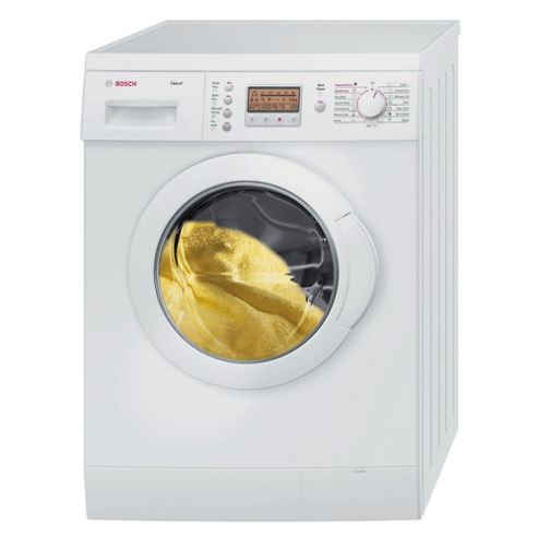 Bosch WVD24520GB Condenser Washer Dryer, 5 kg Load, C Energy Rating. White