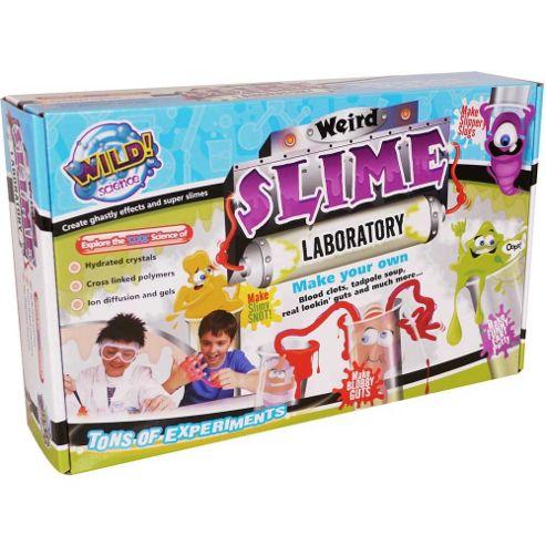Wild Science Weird Slime Lab