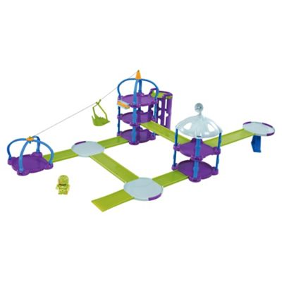 Zibits Power Lab Playset and Robot
