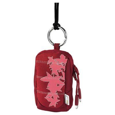 Hama AHA 60G (Maple) Camera Bag - Red