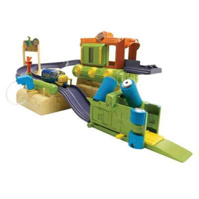 Chuggington Repair Shed Playset