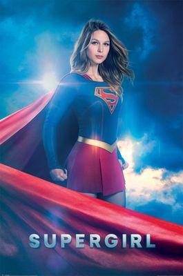 DC Comics Supergirl Kara Zor-El Poster 61x91.5cm
