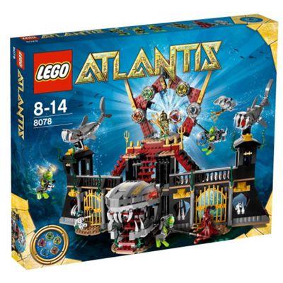 LEGO Atlantis Portal Of Atlantis 8078