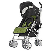Obaby Aura Deluxe Pushchair With Lime Accessory Pack