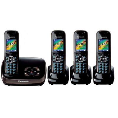 Panasonic KX-TG8524EB  Quad Telephone