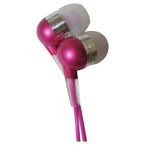Technika In-ear headphones - Pink