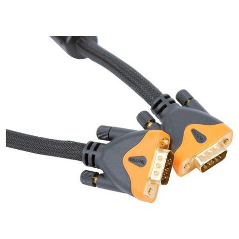 Technika VGA/SVGA High Performance Monitor Cable 2M
