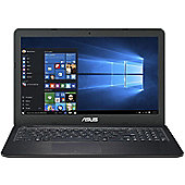 "ASUS X556 15.6"" Intel Core i7 8GB RAM 1000GB Windows 10 Laptop Black"