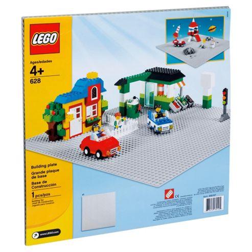LEGO Bricks & More X-Large Baseplate Grey 628