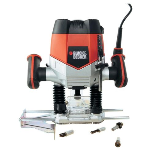 BLACK+DECKER 1200W KW900EKA router