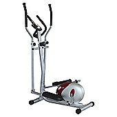 Magnetic Cross Trainer with Heart Rate Monitor