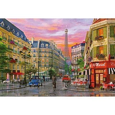 Rue, Paris - 5000 Piece Puzzle
