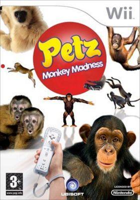 Petz Monkey Madness - NintendoWii