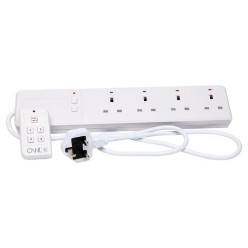 Owl Multisocket Powersaver Strip Ind Switched