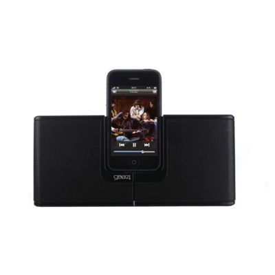 Gear4 StreetParty Revolve Portable Speaker System with iPod/iPhone dock