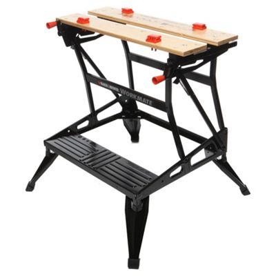 Black + Decker Workmate Dual Height Workbench WM626
