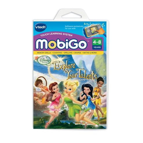 VTech Mobigo Software Disney Fairies