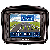 TomTom URBAN RIDER UK Motorbike Satellite Navigation System (UK and ROI Maps) 3.5 inch