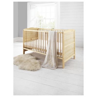 Kirsty Cot Bed - natural