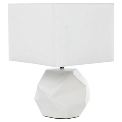 Tesco Lighting Stone Table Lamp
