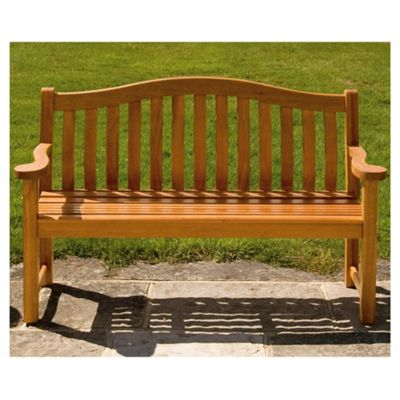 Alexander Rose Turnberry Acacia Wooden Bench 5ft