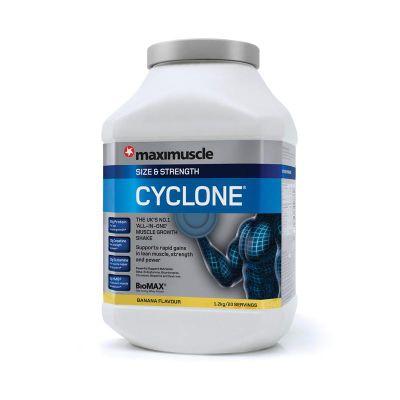 Maximuscle Cyclone 1.2kg Banana