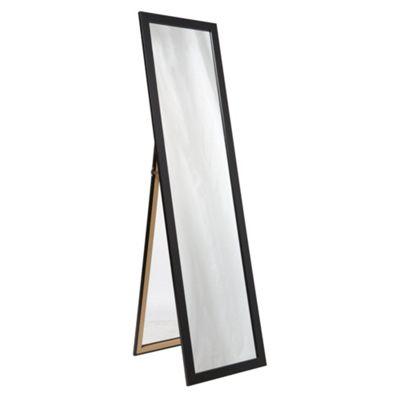 Basic Cheval Mirror - Black