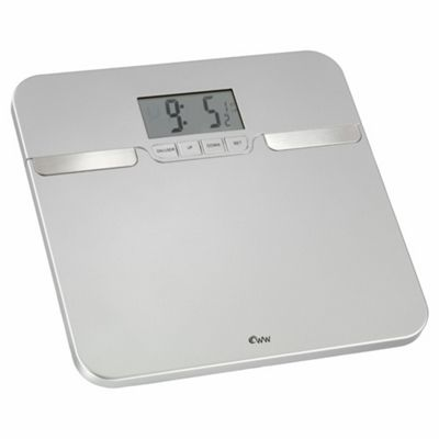 Weight Watchers Body Fat Precision Scale