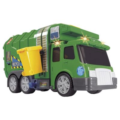 Tesco Garbage Truck Light & Sound