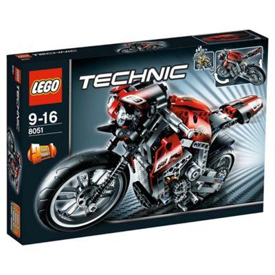 LEGO Technic Motorbike 8051