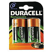 Duracell Rechargeable D Size Battery
