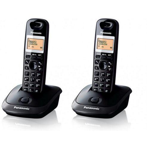 Panasonic KX-TG2512ET cordless Telephone - Set of 2