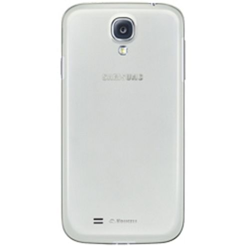 Krusell FrostCover Case for Samsung Galaxy S4/SIV - White