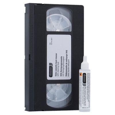 Vivanco DC6 VHS Head Cleaner