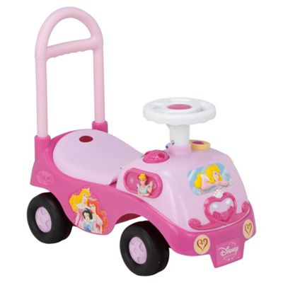 Disney Princess Ride-On Car