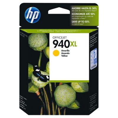 HP 940XL Printer Ink Cartridge(C4909AE) - Yellow- Duplicate