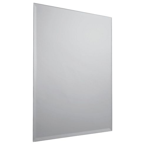 Tesco Bevelled Mirror