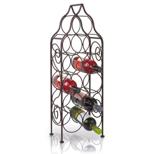 Imperro 11 Bottle Wine rack